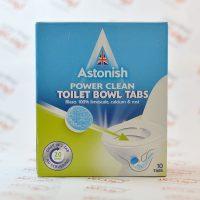 قرص جرم گیر توالت فرنگی استونیش Astonish