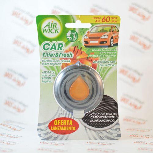 تصفیه کننده هوا خودرو ایرویکمدل Lirio de Amazonas