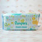 دستمال مرطوب پمپرز Pampers مدل fresh clean