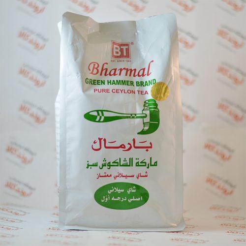 چای بارمال Bharmal مدل Green Hammer