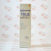 خمیر دندان سنسوداین سری TRUE white مدل MINT