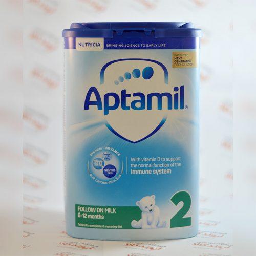 شیرخشک مغذی آپتامیل Aptamil مدل immune system