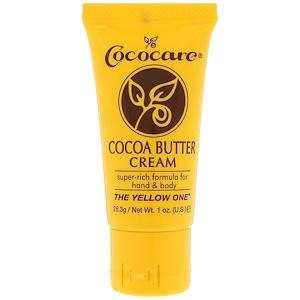 کرم دست و صورت کره کاکائو Cococare مدل Cocoa Butter
