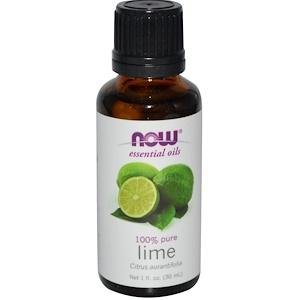 روغن لیمو ترش ناوفود Nowfoods lime