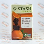 چای گیاهی استش stash مدل Organic Chocolate Orange