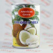 شیر نارگیل امریکن گرین