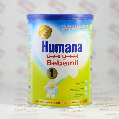 شیرخشک هومانا Homana بیبی میل ۱