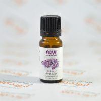 روغن اسطوخودوس خالص ناو فود Nowfoods Lavender 10ml