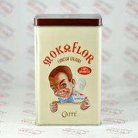 دانه قهوه موکافلور mokaflor مدل اسپرسو (طرح فلزی)