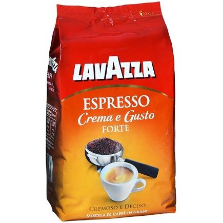 دانه قهوه لاوازا LAVAZZA مدل Crema e Gusto Forte