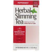 چای گیاهی لاغری 21st Century مدل Peppermint