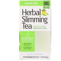 چای لاغری گیاهی 21st Century مدل Lemon-Lime