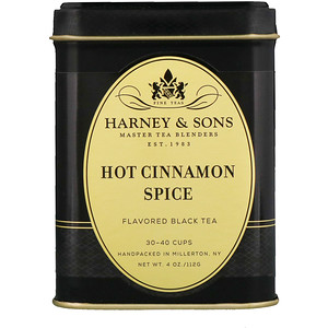 چای هارنی اند سانس Harney & Sons مدل Hot Cinnamon Spice