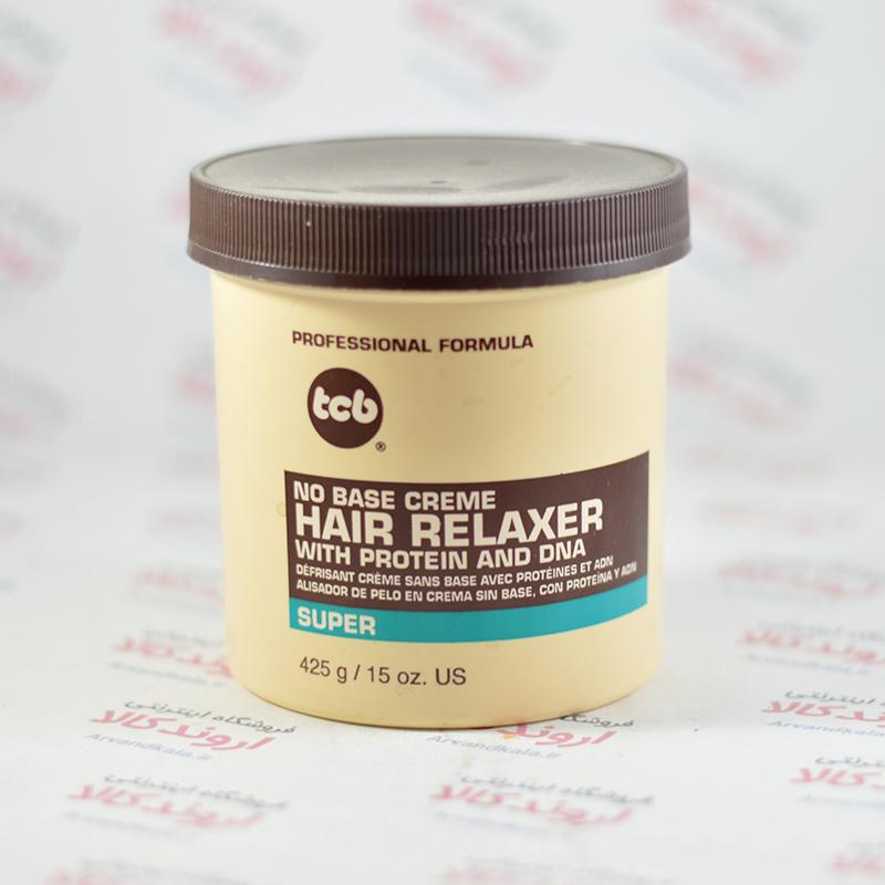 ماسک مو تی سی بی tcb مدل HAIR RELAXER