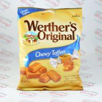 تافی کارامل werthers original مدل chewy toffees