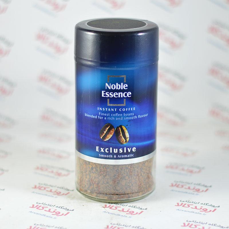 پودر قهوه فوری نوبل اسنس Noble Essence مدل Exclusive