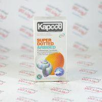 کاندوم تحریک کننده و تاخیری Kapoot مدل