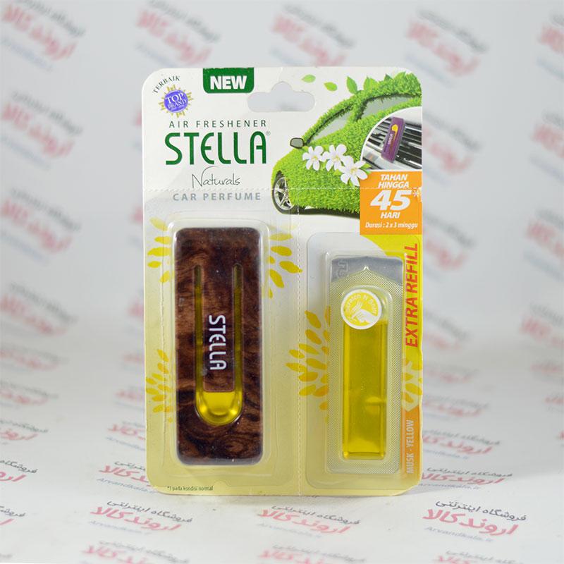 خوشبو کننده خودرو استلا STELLA مدل MUSK