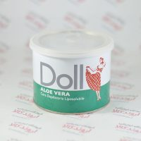 واکس موبر دال Doll مدل ALOE VERA