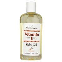 روغن ویتامین E برای پوست cococare مدل Vitamin E Skin Oil