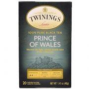 چای کیسه ای توینینگز Twinings مدل Prince of Wales