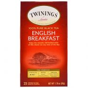 چای کیسه ای توینینگز Twinings مدل English Breakfast