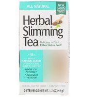 چای لاغری بدون کافئین 21st Century مدل All Natural