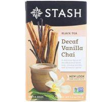چای استش stash مدل Decaf Vanilla Chai