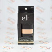 مرطوب کننده و ضد آفتاب الف elf مدل Ivory