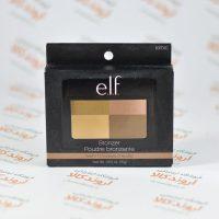 پودر برنزه کننده الف elf مدل Warm /Couleurs chaudes