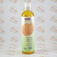 روغن کنجد ناوفود Nowfoods مدل Certified Organic