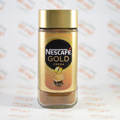 قهوه فوری نسکافه مدلGold Crema