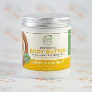 کره بدن Petal Fresh مدل عسل و نارگیل Honey & Coconut Oil