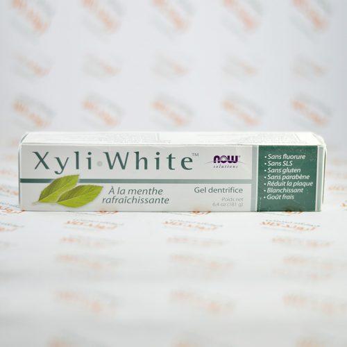 خمیر دندان Now foods سری XyliWhite مدل Refreshmint