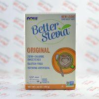 شیرین کننده رژیمی استویا ارگانیک Nowfoods مدل original