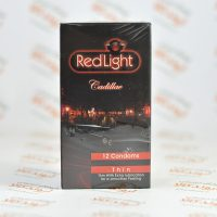 کاندوم نازک Red Light مدل Cadillac