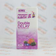 کاندوم kodex مدل Double Delay