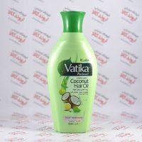 روغن واتیکا Vatika مدل لیمو،املا،حنا (400)