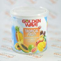 کمپوت میوه های گرمسیری گلدن ویو GOLDEN WAVE