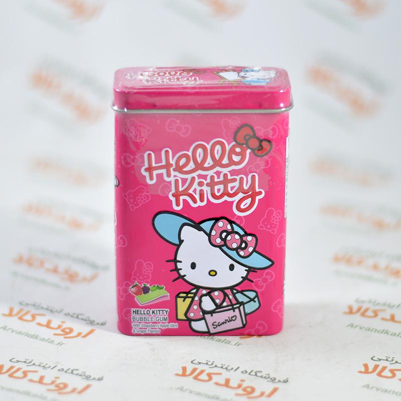 آدامس میوه ای سانریو Sanrio مدل Hello Kitty