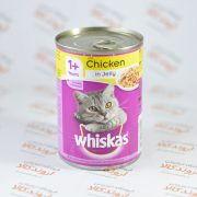 کنسرو غذای گربه ویسکاس whiskas