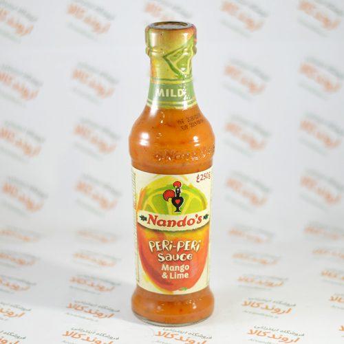سس فلفل ناندوز Nando's مدل Mango & Lime
