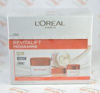 ست ضد چروک و احیا کننده پوست لورآل L'OREAL مدل REVITALIFT PROGRAMME