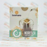 قهوه دمی چکه ای بن مانو مدل NORRESCA 2PM