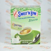 شیرین کننده رژیمی Sweet'n Low مدل Stevia