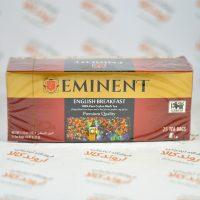 چای کیسه ای EMINENT مدل (25 عددی )ENGLISH BREAKFAST