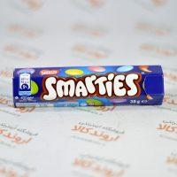 دراژه شکلاتی اسمارتیز SMARTIES مدل روکش میوه ای