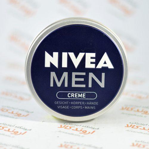 کرم مرطوب کننده مردانه نیوآ NIVEA MEN مدل CREME