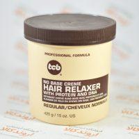 ماسک مو تی سی بی tcb مدل HAIR RELAXER REGULAR