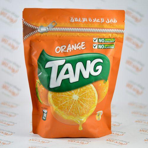 پودر شربت تانج TANG مدل ORANGE